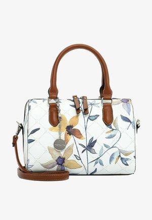 Handbag - white flower