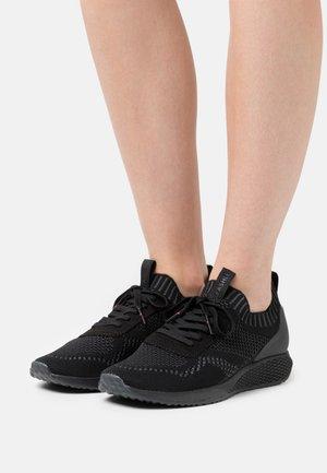 Trainers - black/dark grey