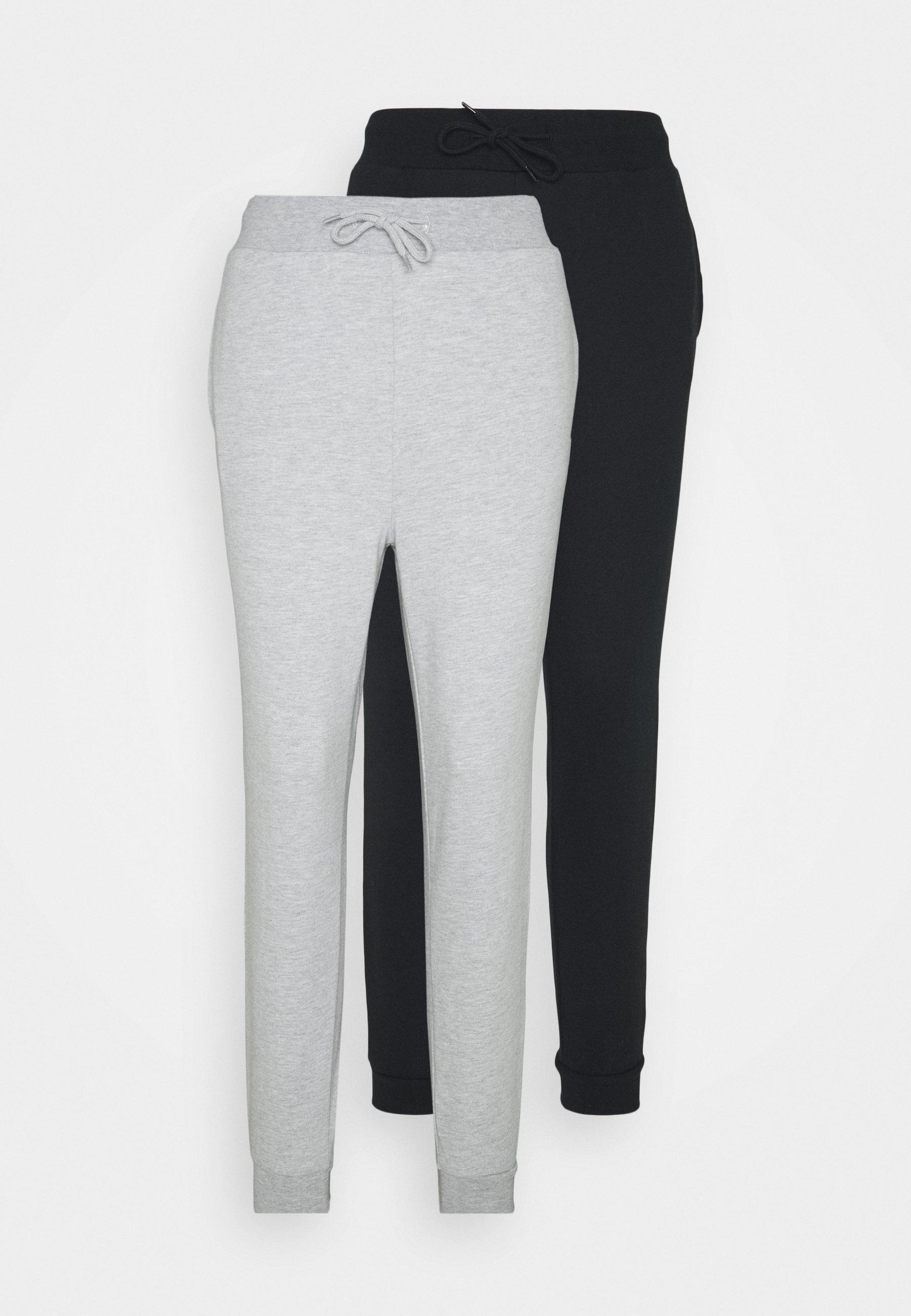 Damen 2er PACK - Slim fit joggers - Jogginghose