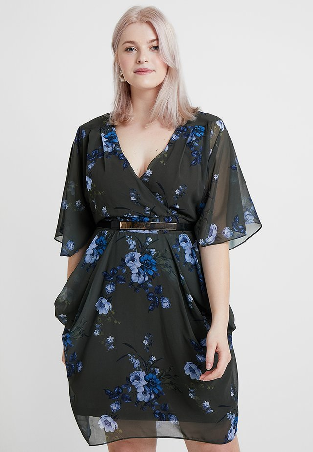 EXCLUSIVE DRESS WRAP - Robe de soirée - tamika