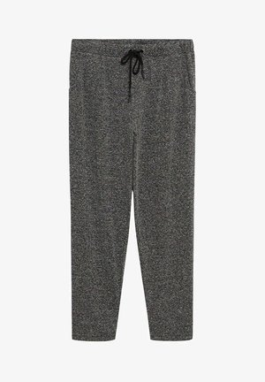 RUNNER-I - Tracksuit bottoms - grau
