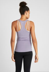 Cotton On Body - MATERNITY FITTED TANK - Top - ash amethyst - 2