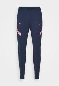 Nike Performance - KROATIEN DRY PANT - Voetbalshirt - Land - midnight navy/ligth crimson/ligth crimson - 4