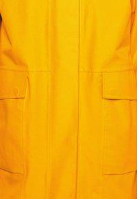 Didriksons - Hardshell jacket - saffron yellow - 3