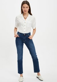 DeFacto - Relaxed fit jeans - blue - 3