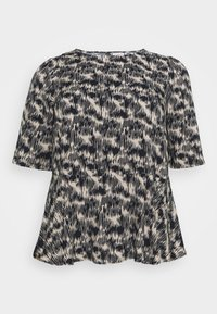 ONLY Carmakoma - CARGRAP - Blouse - cement - 4