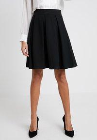 Anna Field - A-snit nederdel/ A-formede nederdele - black - 0
