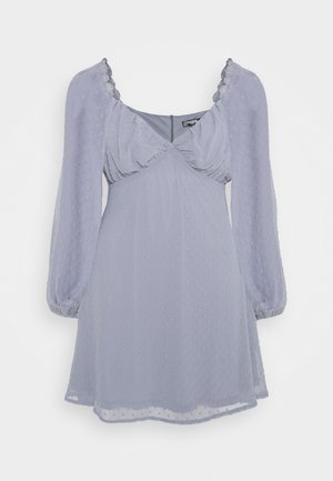 MILKMAID SKATER DRESS  - Korte jurk - grey