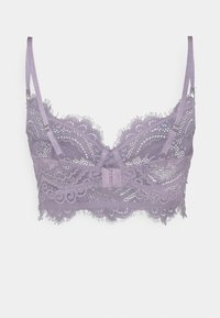 Nly by Nelly - MY LOVELY BRALETTE - Bøyle-BH - lilac - 1