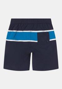 Lacoste - Badeshorts - navy blue/ibiza white - 1