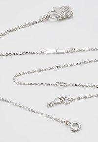 Michael Kors - PREMIUM - Necklace - silver-coloured - 2
