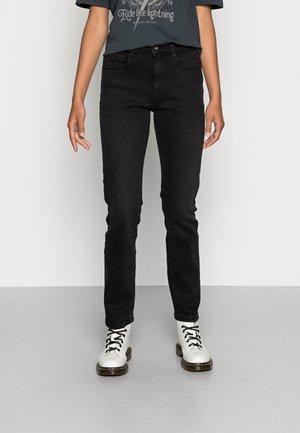ONLSUI REG SLIM  - Jeans Skinny Fit - black denim