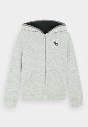 ICON SHERPA - Felpa aperta - grey