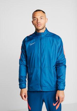 Training jacket - valerian blue/silver