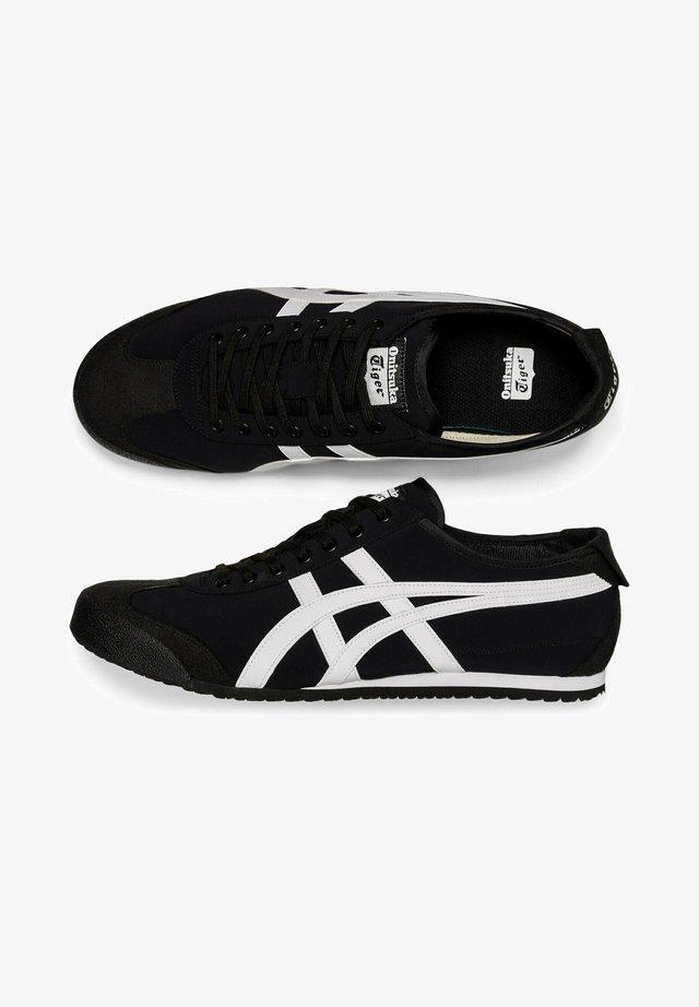 MEXICO 66 UNISEX - Sneakers laag - black/white