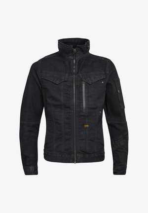 CITISHIELD ZIP ORIGINALS  - Allvädersjacka - waxed black cobler wp