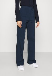 Who What Wear - Pantalon classique - navy - 0