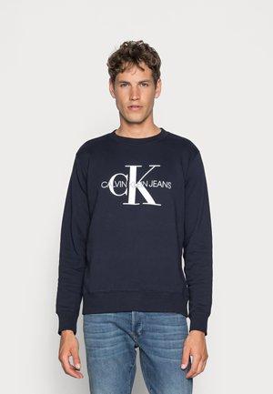 ICONIC MONOGRAM CREWNECK - Sweatshirt - night sky