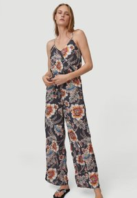 O'Neill - JUMPSUIT MIX AND MATCH - Jumpsuit - blue red - 0