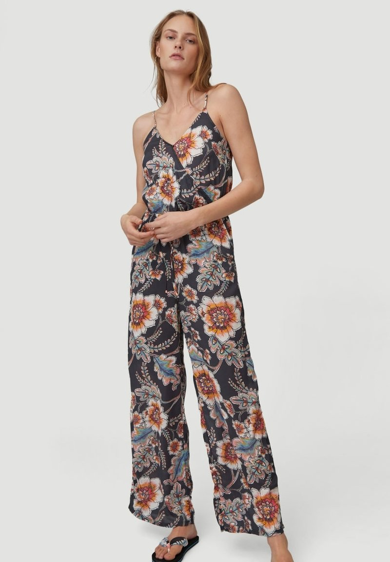 O'Neill - JUMPSUIT MIX AND MATCH - Jumpsuit - blue red