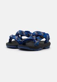 Teva - HURRICANE XLT 2 UNISEX - Walking sandals - belay sodalite blue - 1