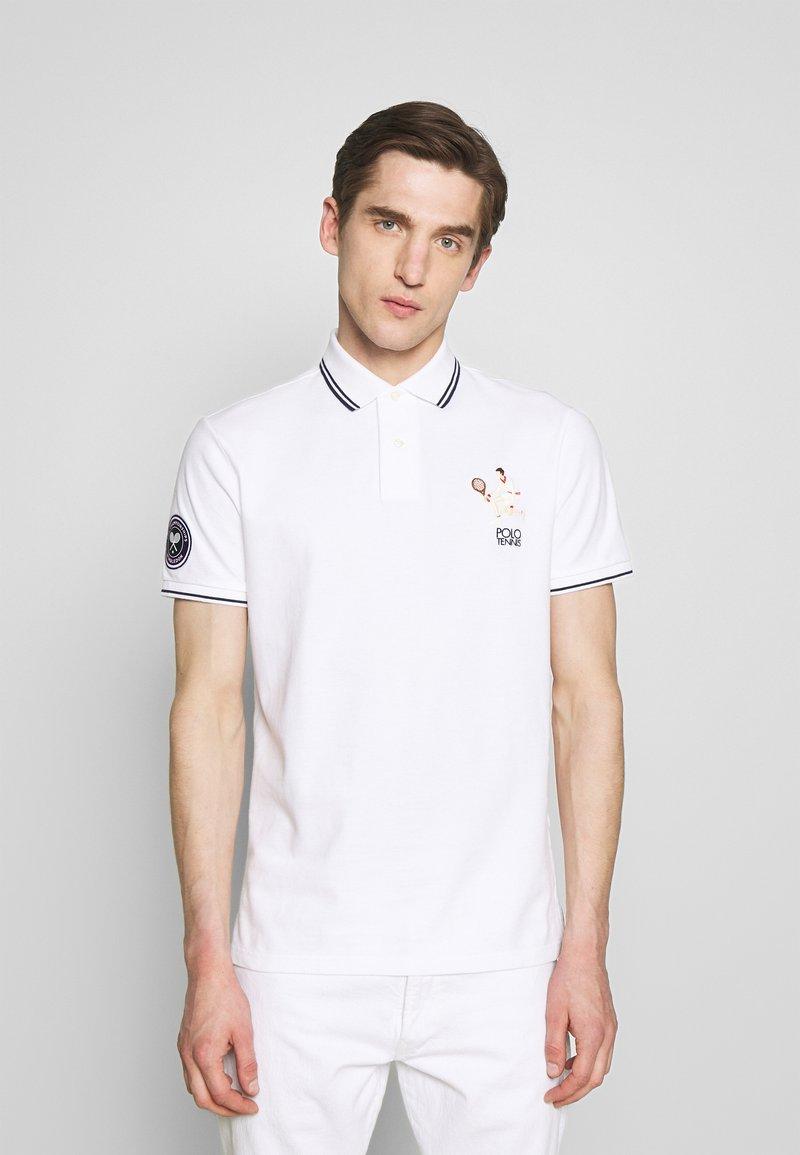 Polo Ralph Lauren - Koszulka polo - pure white