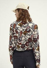Maison Scotch - Button-down blouse - combo-a - 1