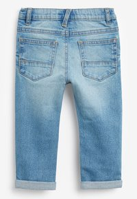 Next - DISTRESSED  - Džíny Slim Fit - bleached denim - 1