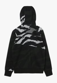 Jordan - WINGS FULL ZIP CAMO - Zip-up hoodie - black - 1