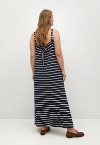 Violeta by Mango - GUAY - Maxi dress - dunkles marineblau - 2