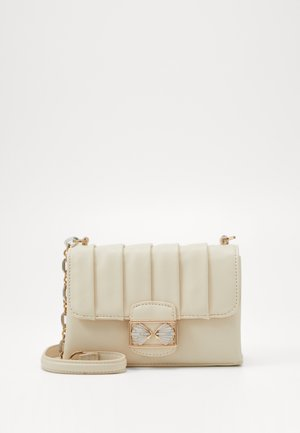 SHELL TROPHY - Borsa a tracolla - cream