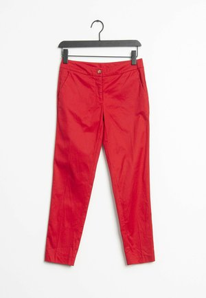 Chinos - red
