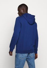 Peak Performance Urban - COMBINED HOOD - Hoodie - cimmerian blue - 2