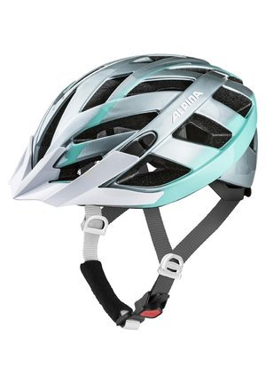 PANOMA - Helmet - steelgrey-smaragd (a9724.x.21)