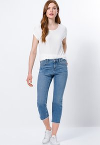 zero - Straight leg jeans - light blue stone wash - 1