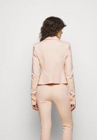 Patrizia Pepe - GIACCA - Blazer - pink dune - 2