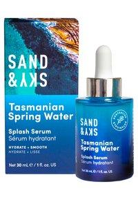 Sand&Sky - TASMANIAN SPRING WATER - SPLASH SERUM - Siero - - - 1