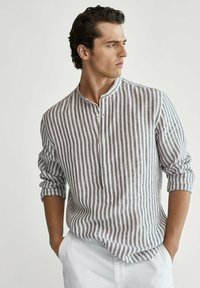 Massimo Dutti - Shirt - brown - 0