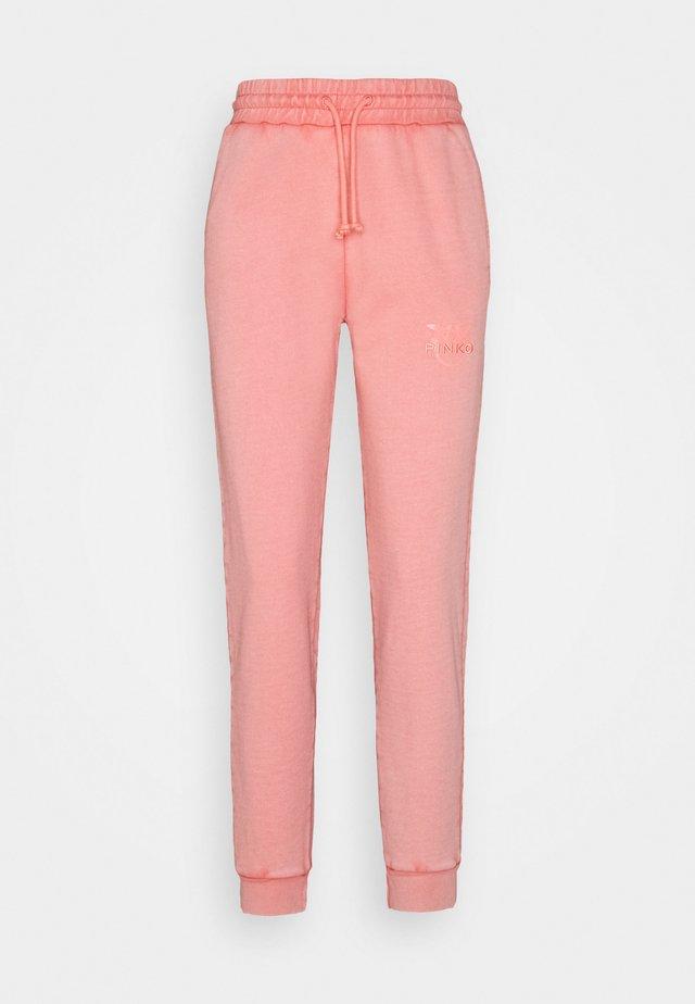 CARICO PANTALONE  - Spodnie treningowe - pink