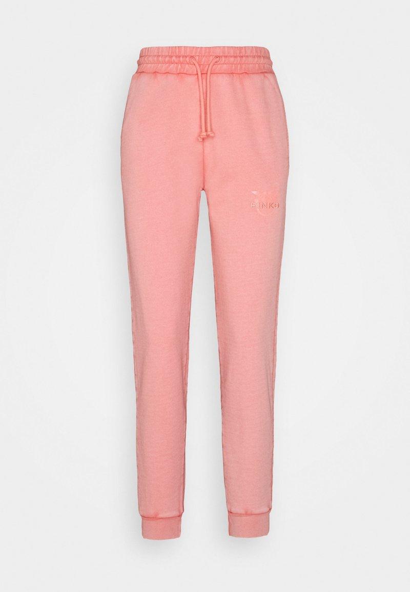 Pinko - CARICO PANTALONE  - Teplákové kalhoty - pink
