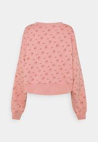 Nike Sportswear - CREW - Sweatshirt - rust pink/canyon rust - 6