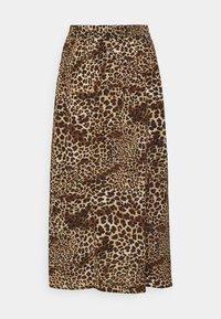 b.young - BXJANI SKIRT - A-line skirt - brown - 1