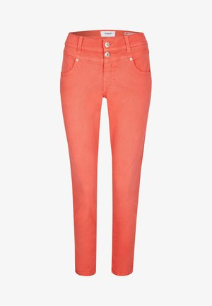 ORNELLA - Slim fit jeans - rot