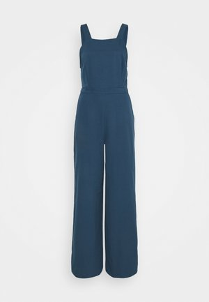 PINAFORE STYLE - Jumpsuit - blue