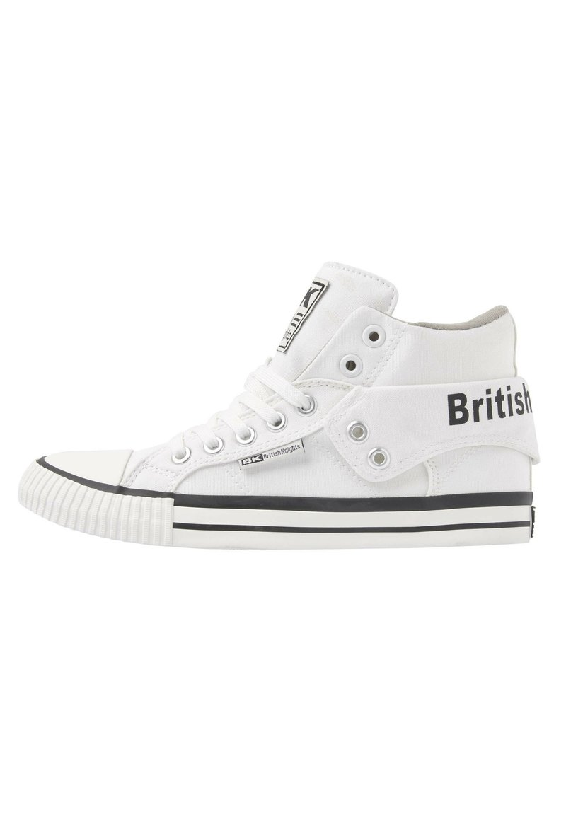 British Knights - Sneakers high - white/grey