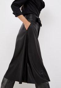 Liu Jo Jeans - A-line skirt - black - 3