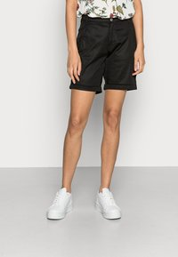 Vila - VICHINO - Shorts - black - 0