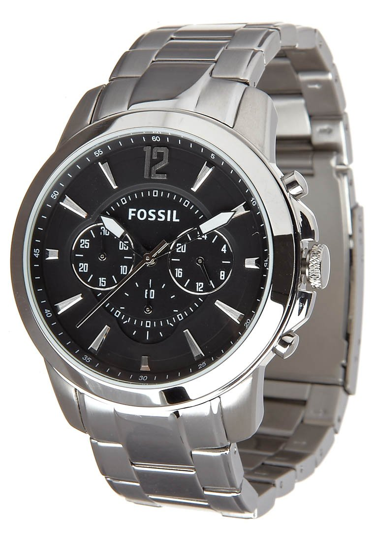 Fossil - FS4532 - Chronograph watch - silber