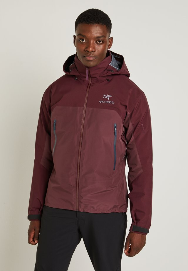 BETA AR JACKET MEN'S - Hardshell jacket - rhapsody