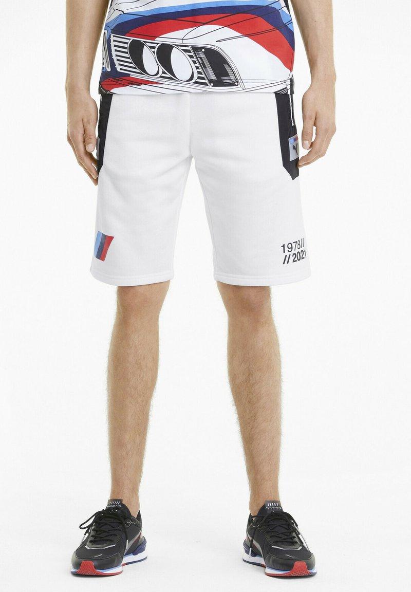 Puma - BMW M MOTORSPORT  - Shorts - puma white